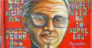 Image: The Continuing Presence of Archbishop Romero