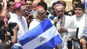 "Image: The Political Dimension of Faith is Indispensable"" - Bishop Baez of Nicaragua"