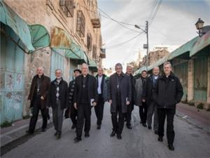 Image: Bishops to visit Holy Land in support of local Christians