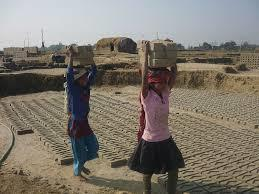 Image: 'Blood Bricks': Climate Change Tied to Modern Slavery