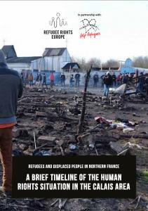 Image: A Brief Timeline Of The Human Rights Situation In Calais