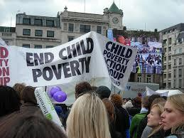 Image: Outrage as 230,000 Scots children revealed to be living in poverty