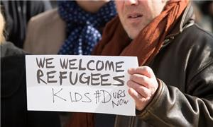 Image: UK to take 130 more lone refugee children