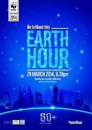 Image: March 29th - Earth Hour 8.30pm - Uniting People to Protect Our Planet