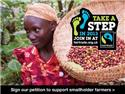 Image: Fairtrade Fortnight 25 Feb - 10 March