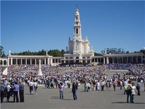 Image: Anniversary for Catholic Charity Dedicated to Our Lady of Fatima