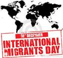 Image: International Migrants Day Friday 18th December