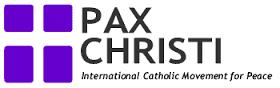 Image: Pat Gaffney of Pax Christi speaking in Scotland