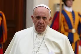 Image: Pope to world leaders: if you want to help Syrians, stop funding the war