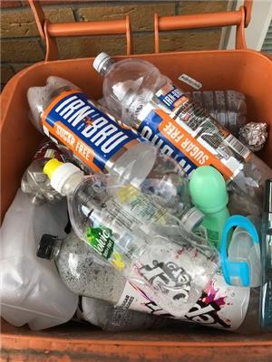 Image: Ditch cling film and switch to soap': 10 easy ways to reduce your plastics use in 2019