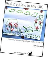 Image: Refugee Law Book