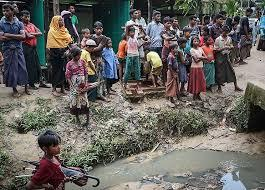 Image: Three Rohingya refugees killed as monsoon rains hit Cox's Bazar