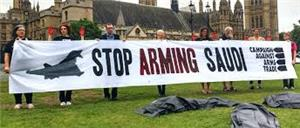 Image: Stop Arming Saudi: lobby your MP