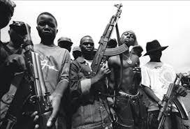 Image: The battle to unite former child soldiers in peace