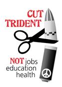 Image: Scrap Trident - Ask your MP to sign EDM150