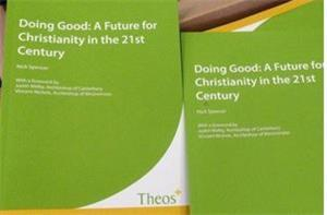 Image: Doing good: a future for Christianity in the 21st century