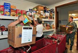 Image: Nearly half a million food bank parcels used in 18 months