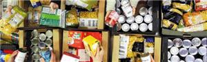 Image: Food banks risk being 'captured' by corporate PR drive, say activists
