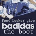 Image: Give adidas the boot! Join the Footlocker day of action 22 April