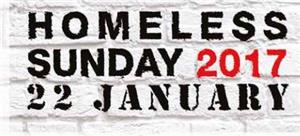 Image: Homeless Sunday, 22nd January, 2017