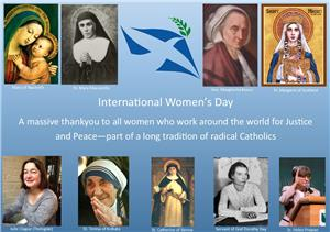 Image: International Women's Day