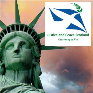 Image: Justice and Peace Scotland Statement on President Trump Visit