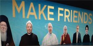 Image: 'Make friends with people from other religions' say Faith Leaders