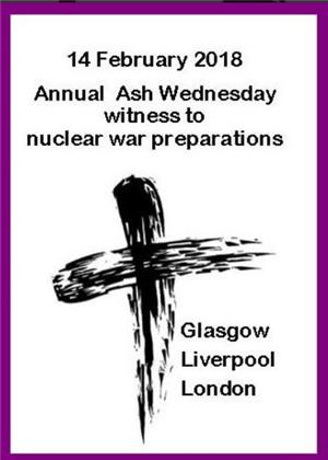 Image: Ash Wednesday Liturgy