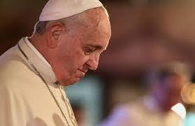 "Image: Pope Francis is ""deeply disturbed"" by international failure to reach peace in Syria"