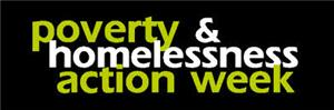 Image: Poverty & Homelessness Action Week