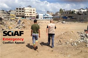 Image: SCIAF launch an emergency appeal for Gaza and people trapped in conflict zones all over the world