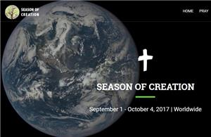 Image: World Day of Prayer for Creation website launched